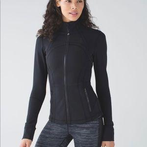 Lululemon Black Define Jacket Sz 4